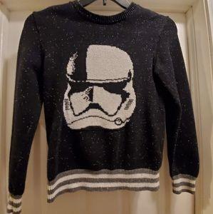 Star Wars Stormtrooper Sweater